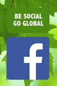 Be Social, Go Global - Connect to the Kickstarter Facebook page